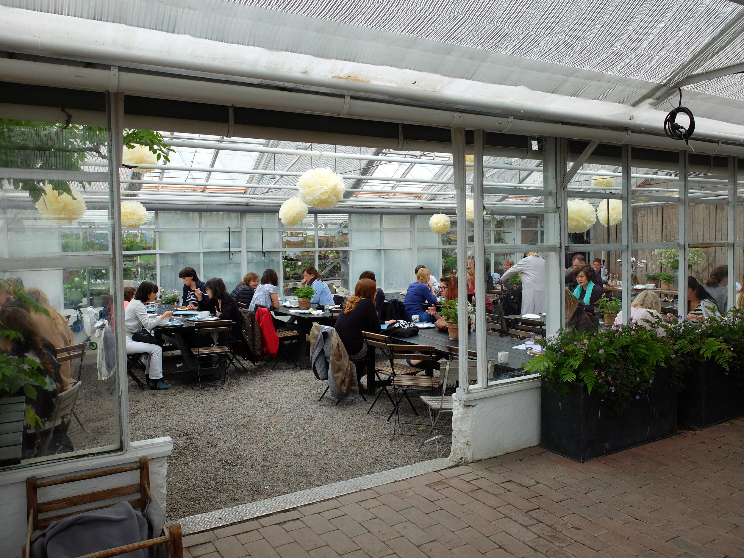 hello getaway, sweden, stockholm, city guide, fika, rosendals trädgård