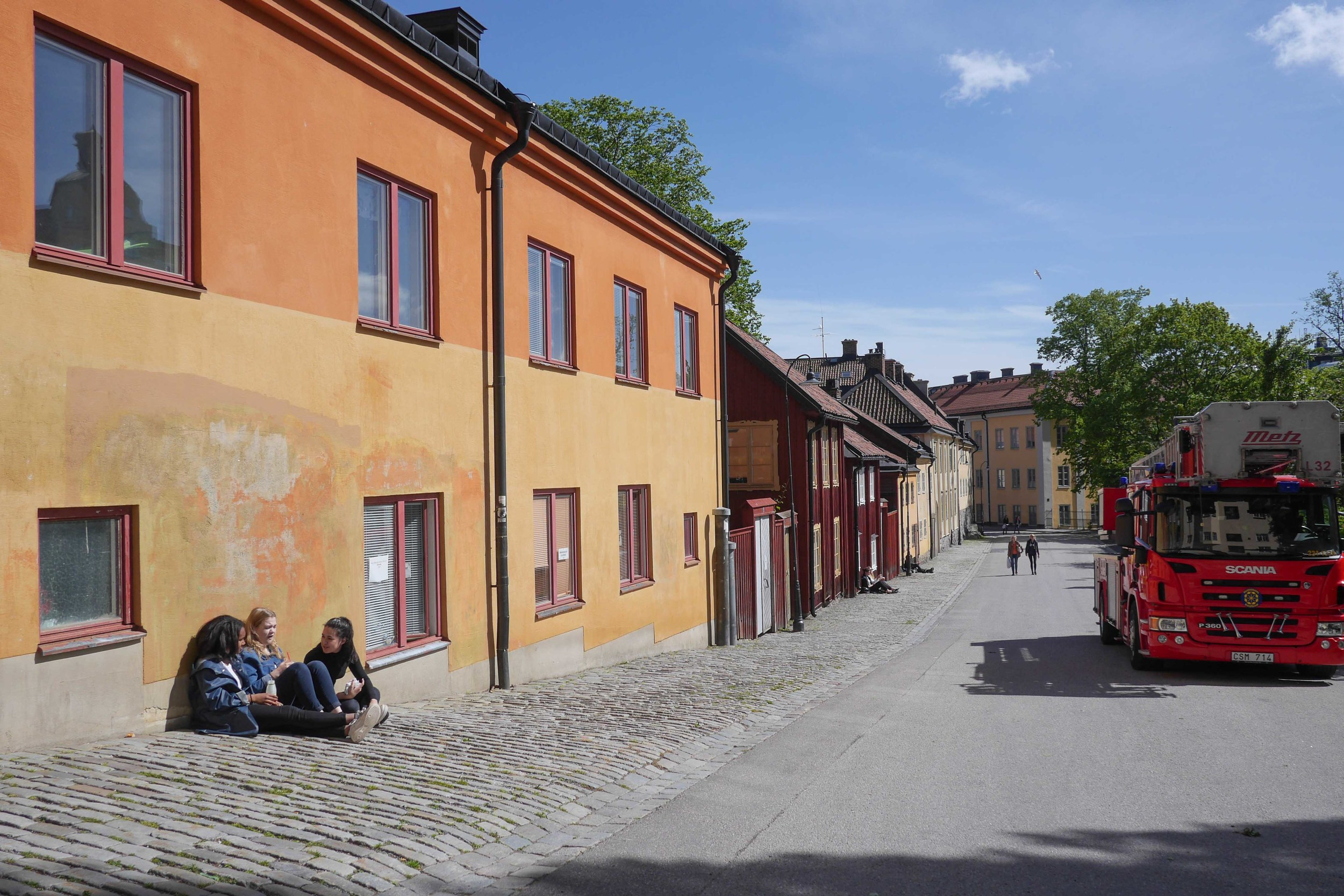 Nytorget Stockholm Södermalm SoFo visitstockholm hello getaway weekend guide hellogetaway