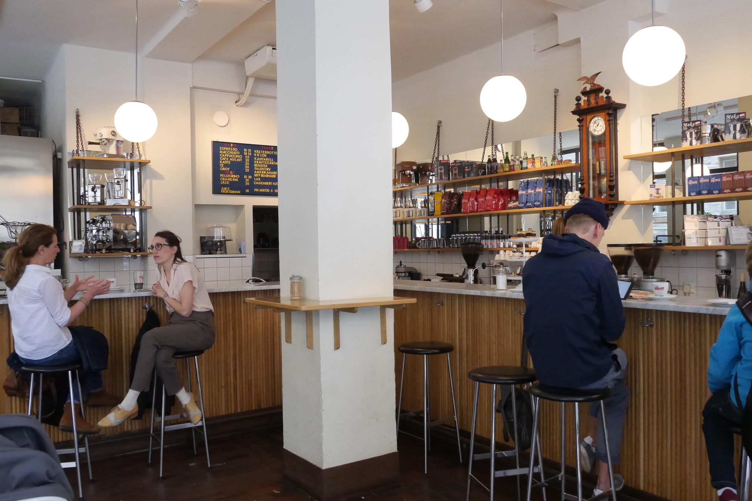 hello getaway, sweden, stockholm, city guide, kaffe