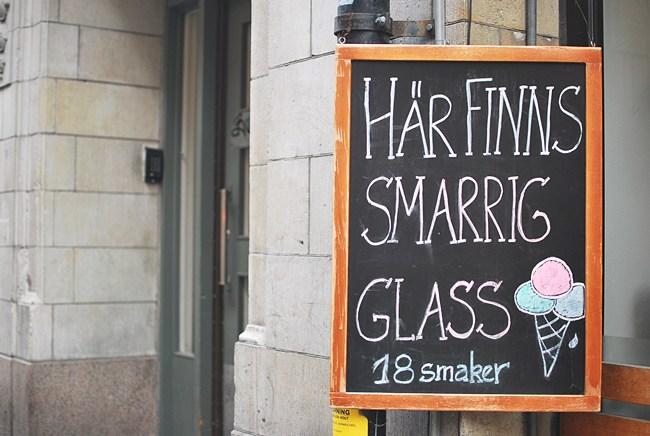 hello getaway, stockholm, sweden, city guide, glass, 18 smaker