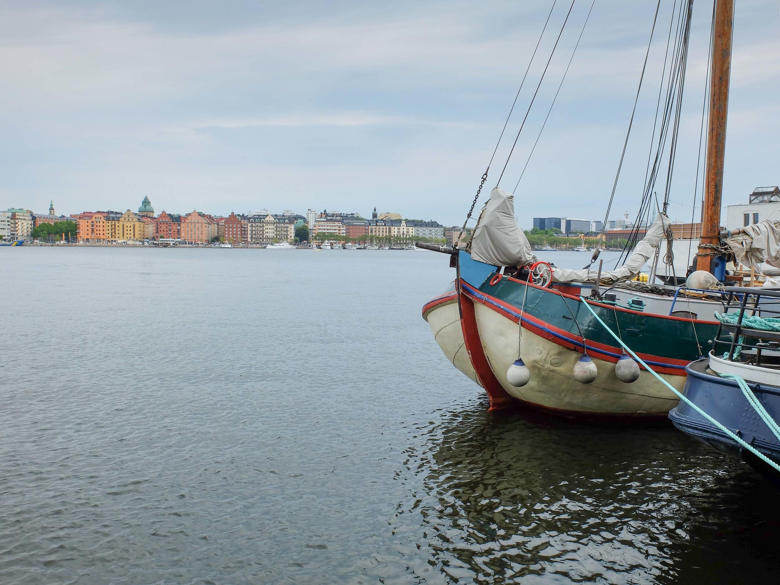 hello getway, city guide, stockholm, sweden, skeppsholmen