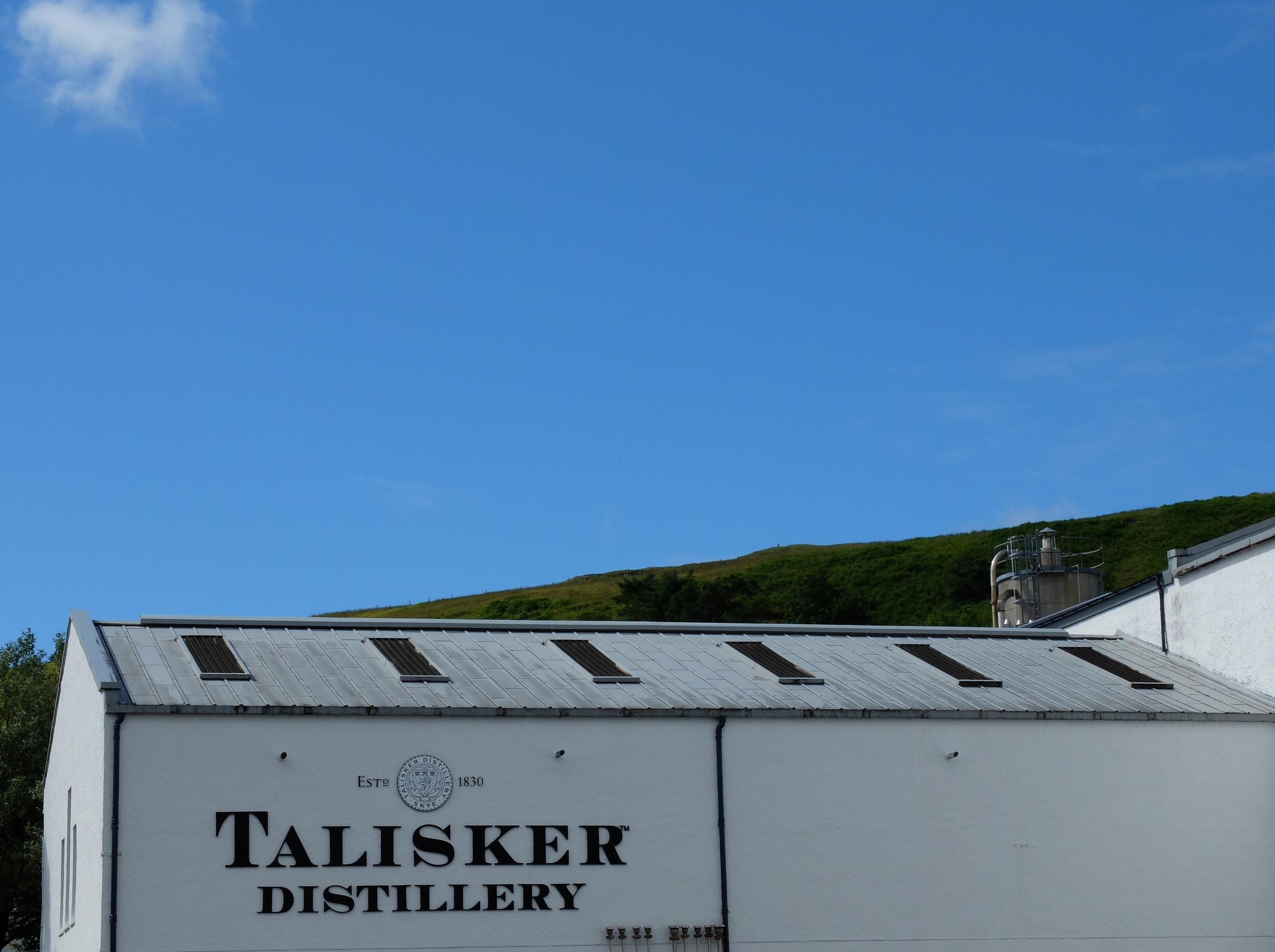 hello getaway, scotland, isle of skye, talker distillery