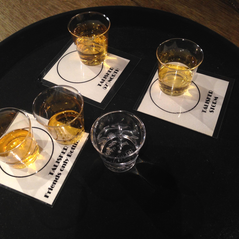 hello getaway, scotland, isle of skye, talisker distillery