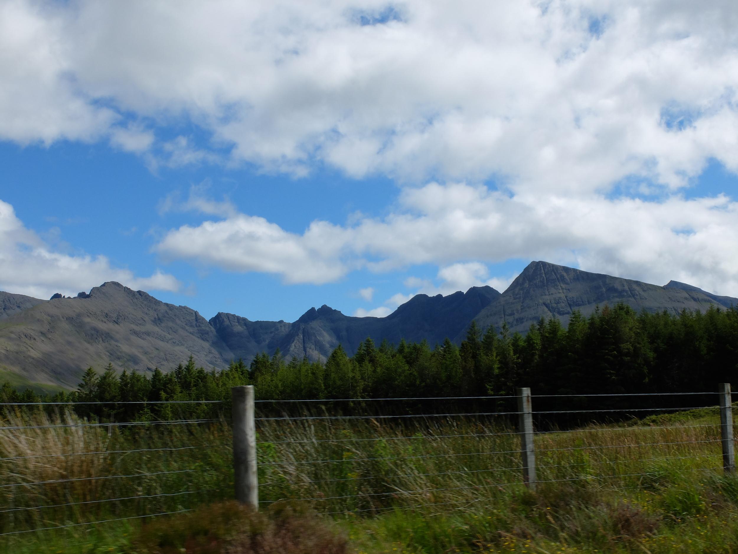 hello getaway, isle of skye, scotland, mountains
