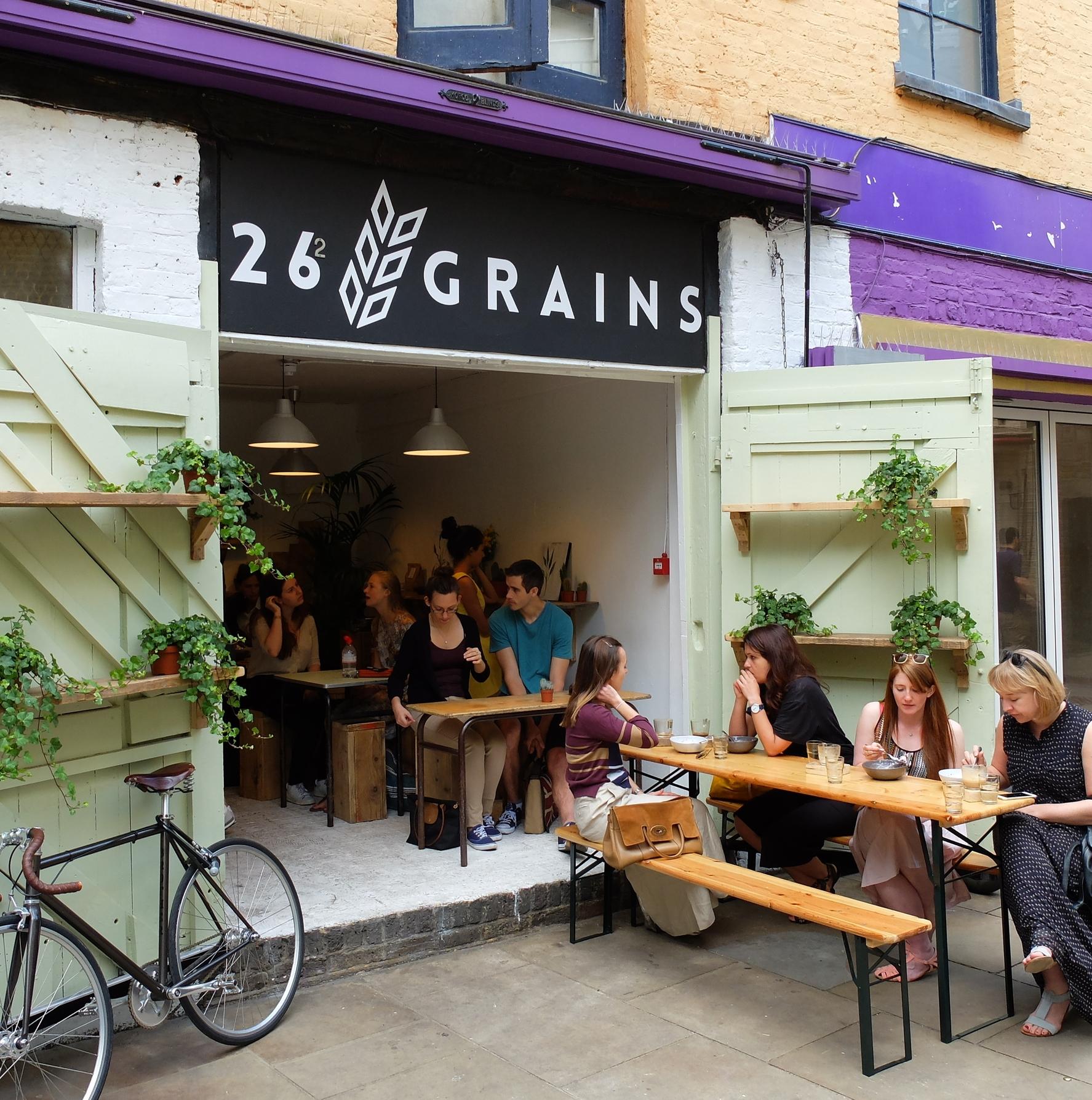 hello getaway city guide london 26grains breakfast