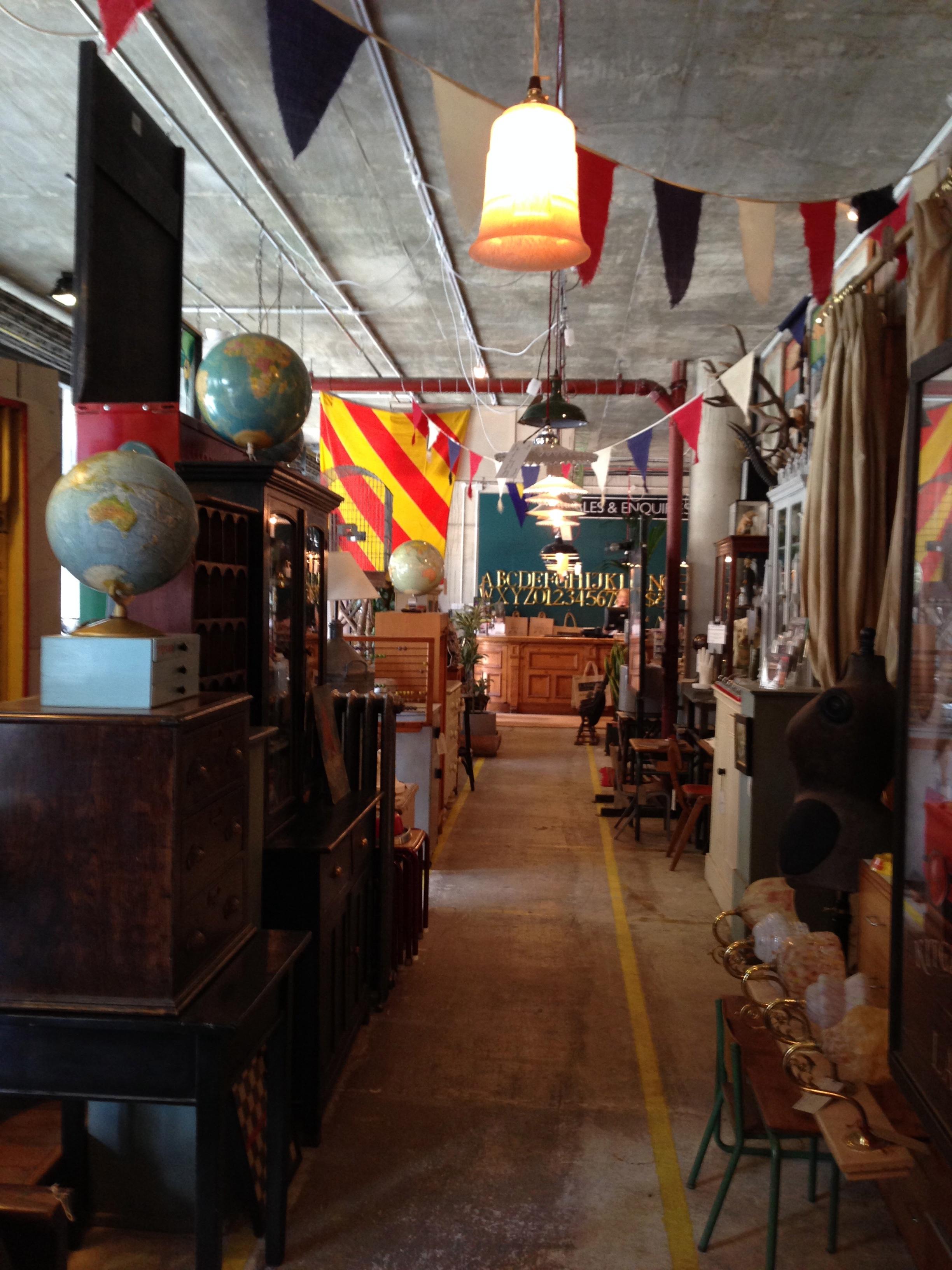 hello getaway city guide london lassco ropewalk malt by street market london