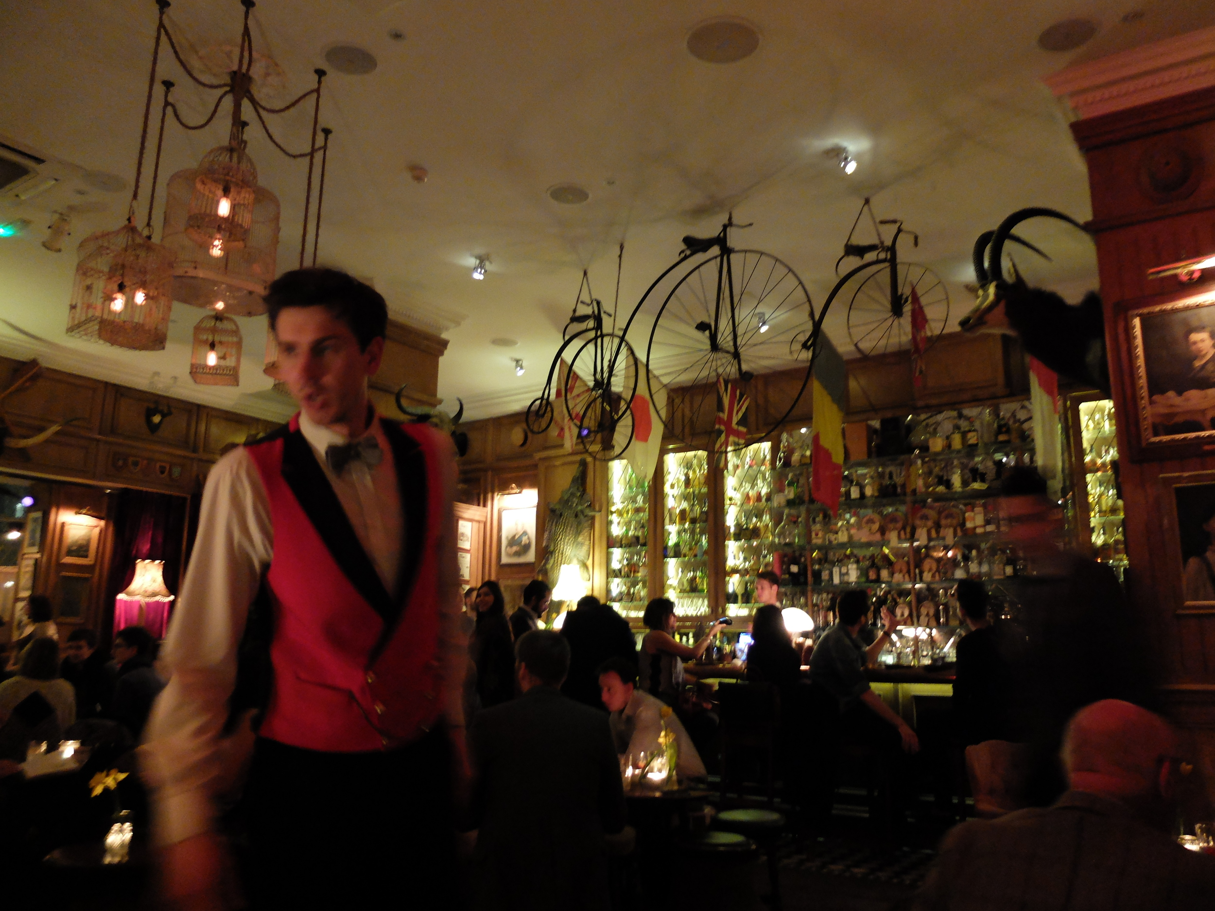 london city guide hello getaway mr foggs drinks