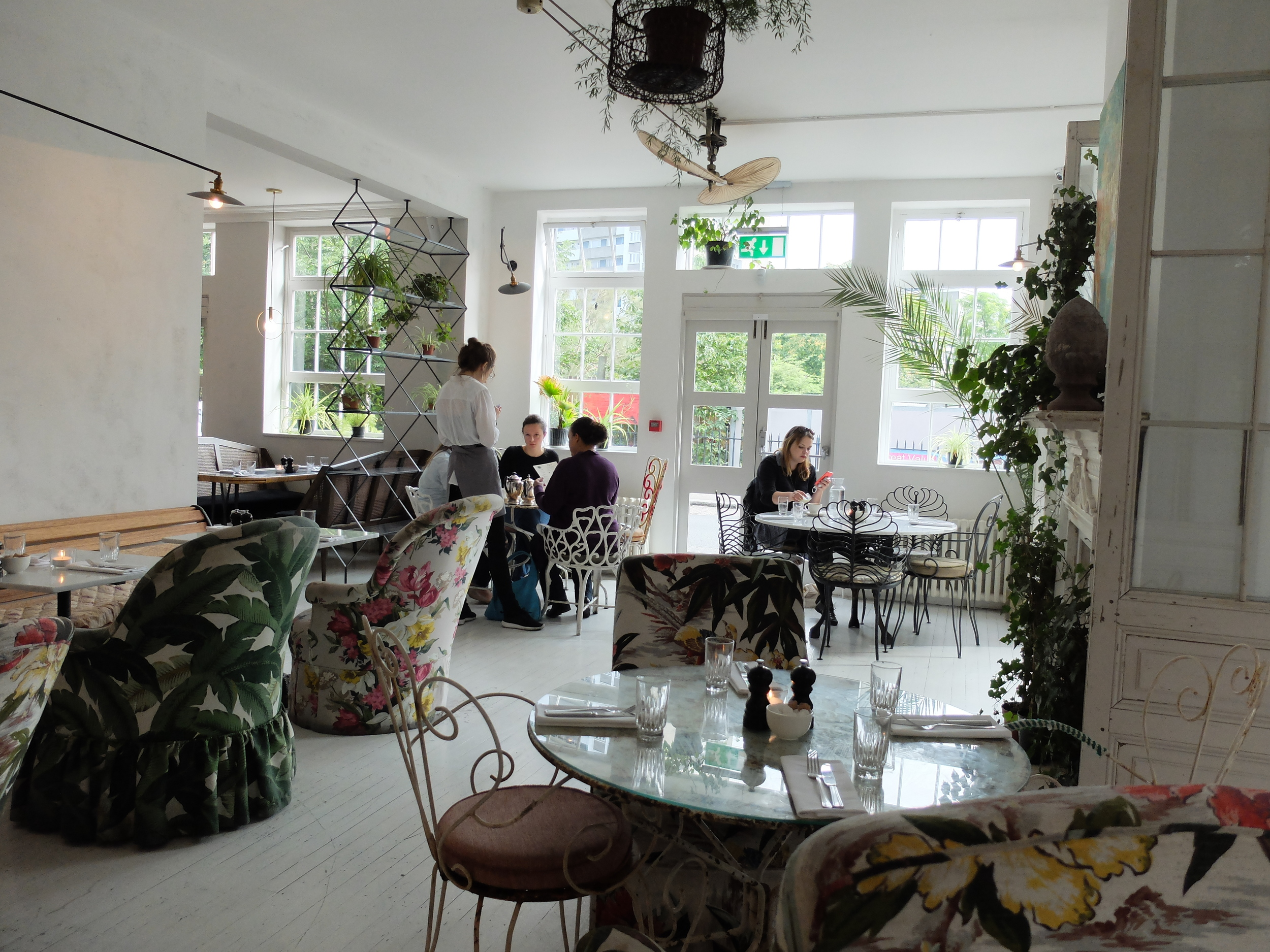 hello getaway city guide london bourne and hollingsworth buildings brunch