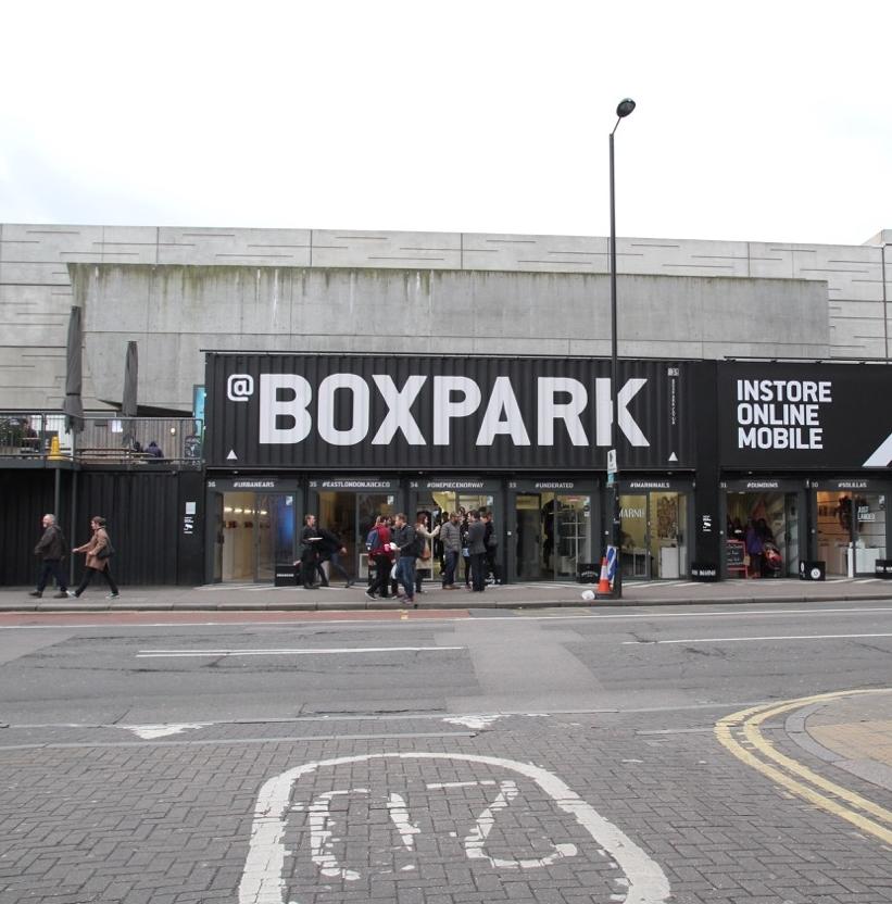 box park east london shopping city guide london hello getaway