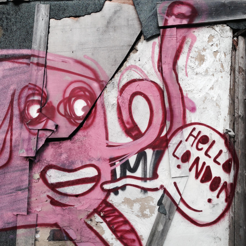 london hello getaway city guide street art