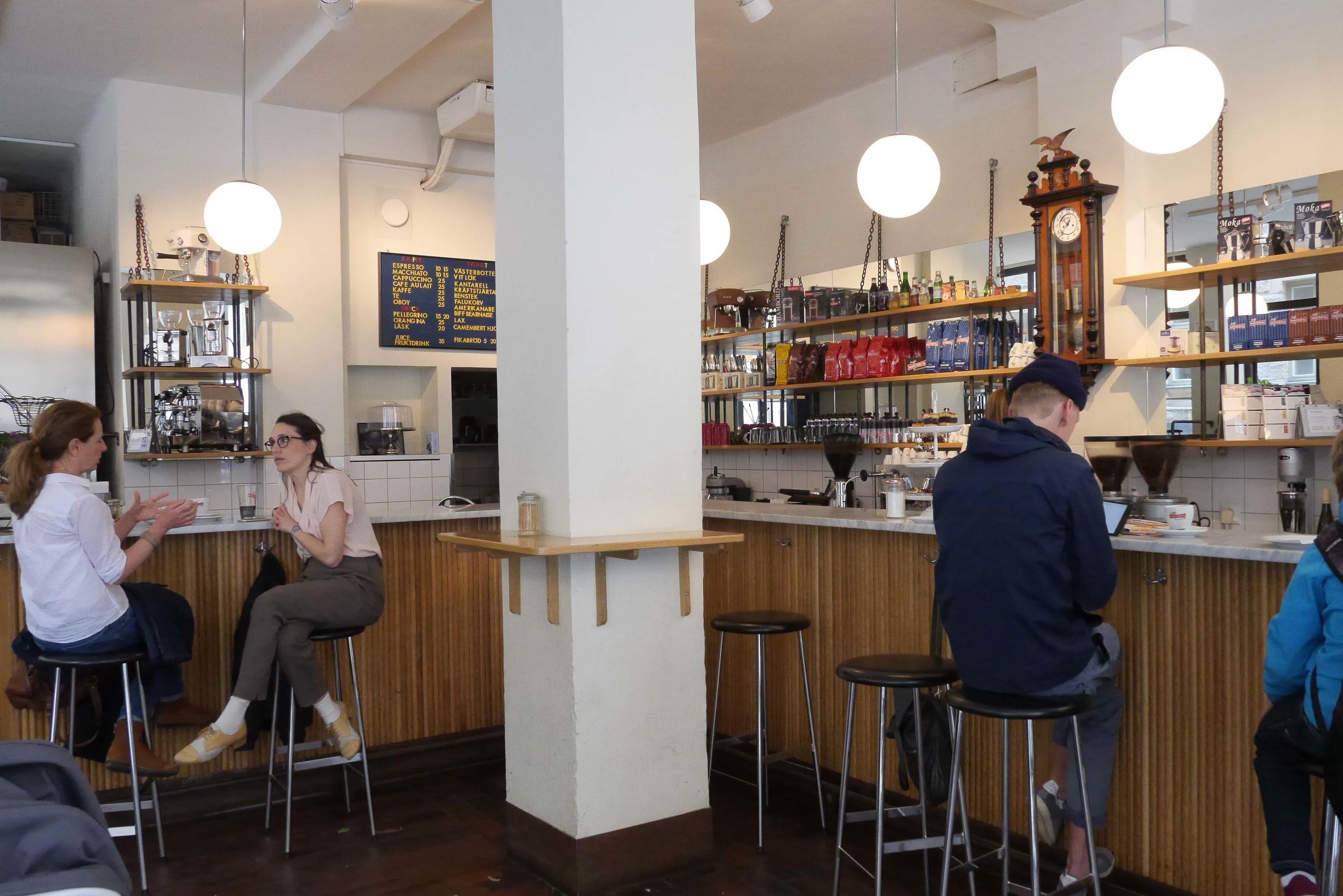 KAFFE st paulsgatan café att arbeta på stockholm hello getaway