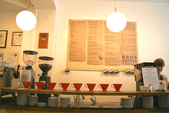 drop coffee stockholm södermalm café att arbeta på hello getaway