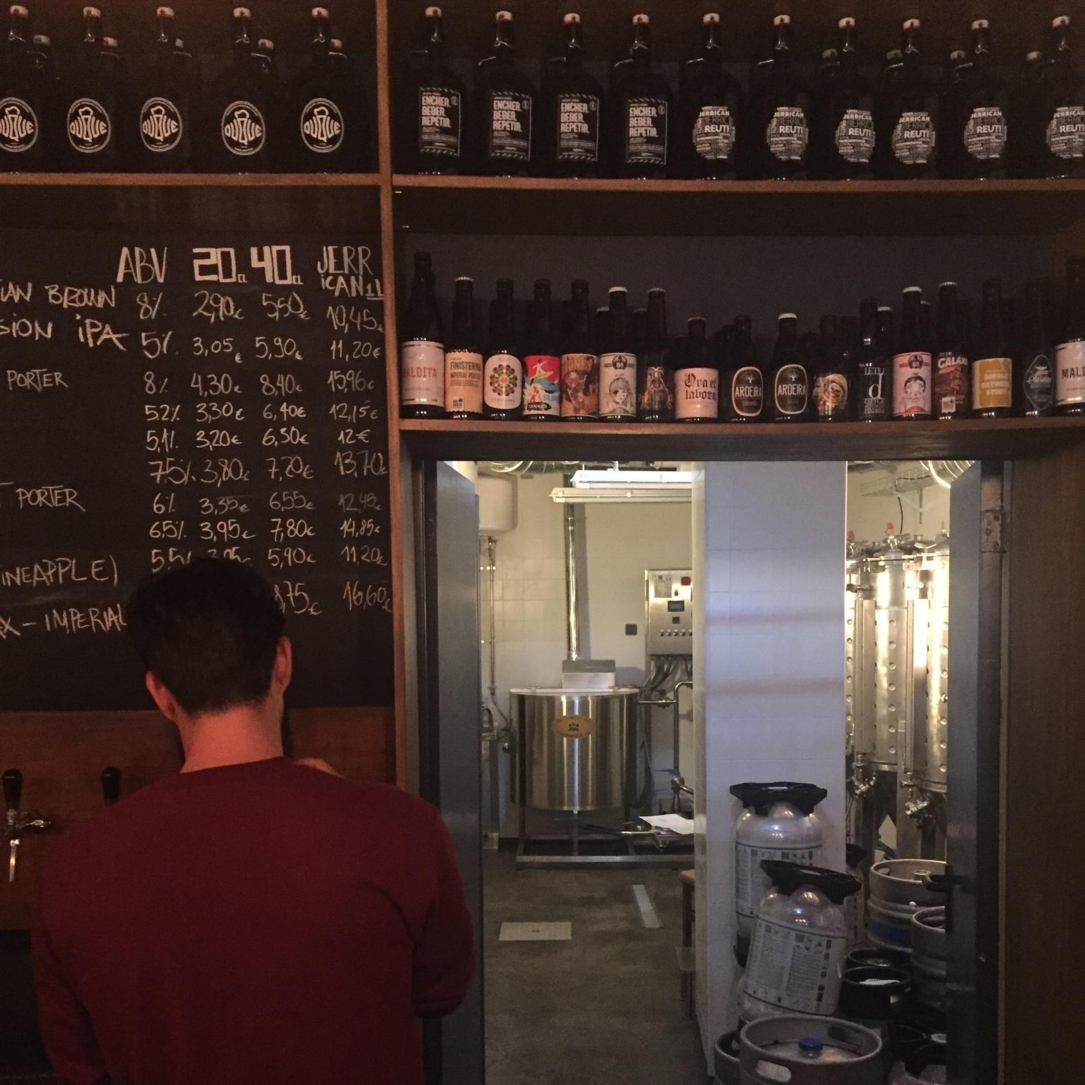 brewpub hello getaway cityguide Lisbon beer