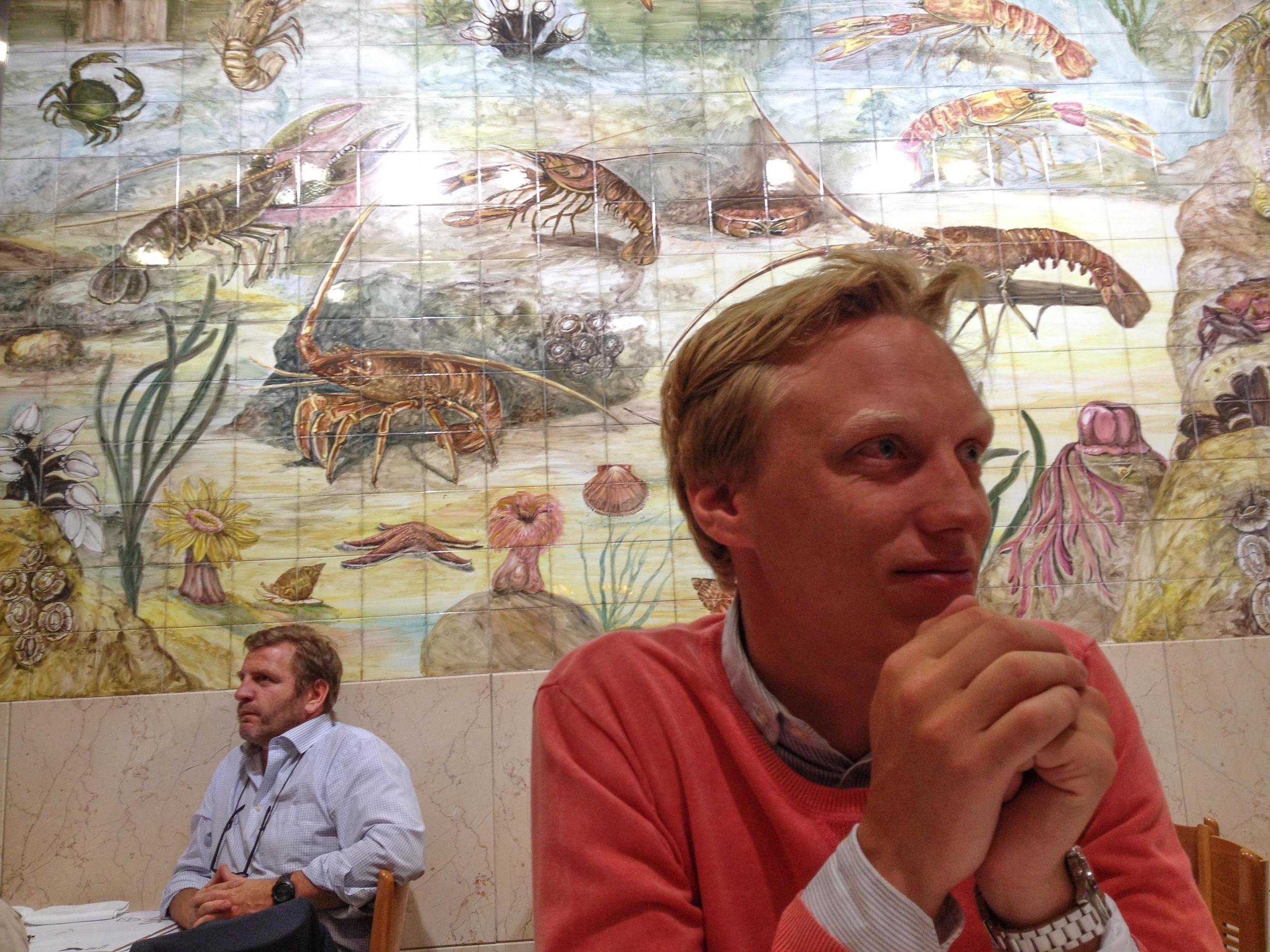 Foodie Lisbon hello getaway cityguide cervejaria Ramiro