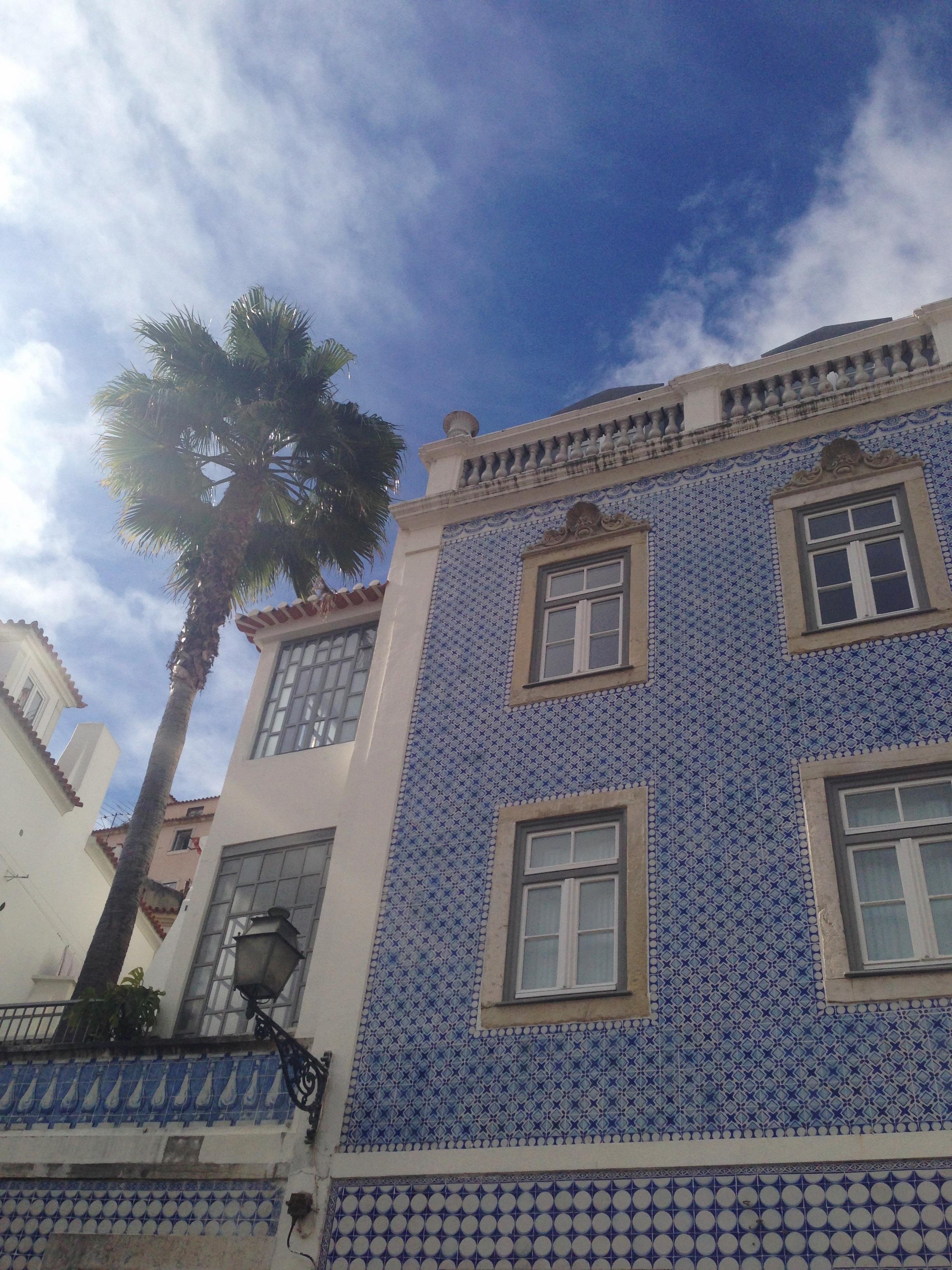 palms tilehouse Lisbon weekend sun hello getaway cityguide