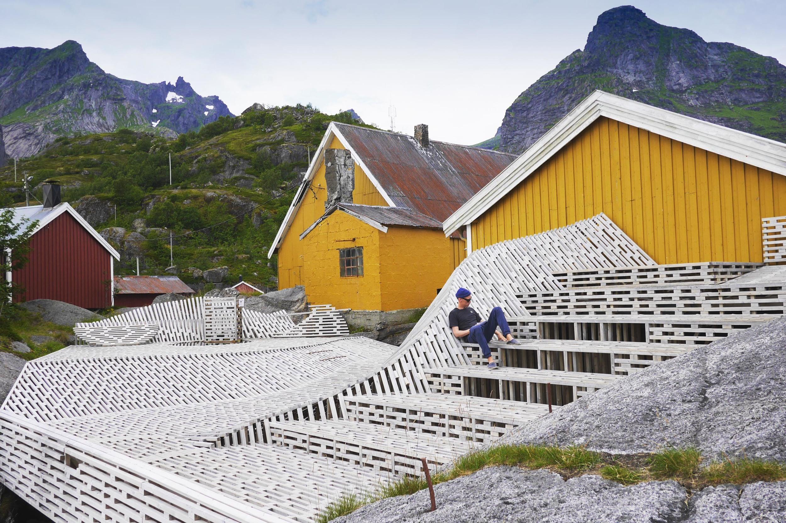 nusfjord lofoten norway norge roadtrip