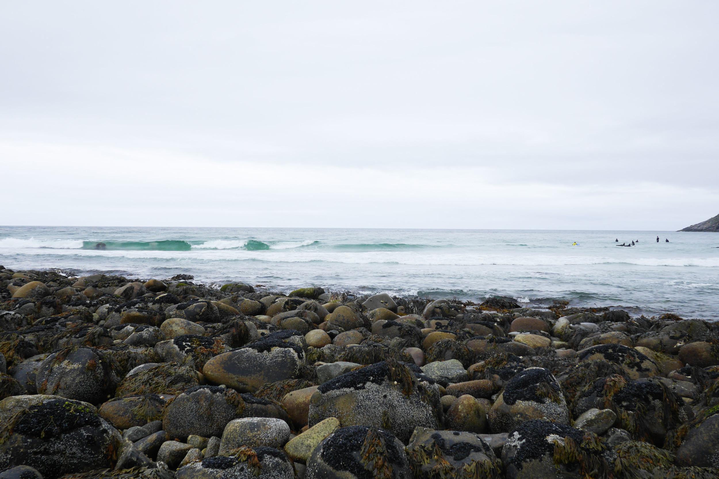 unstad lofoten arctic surf norway