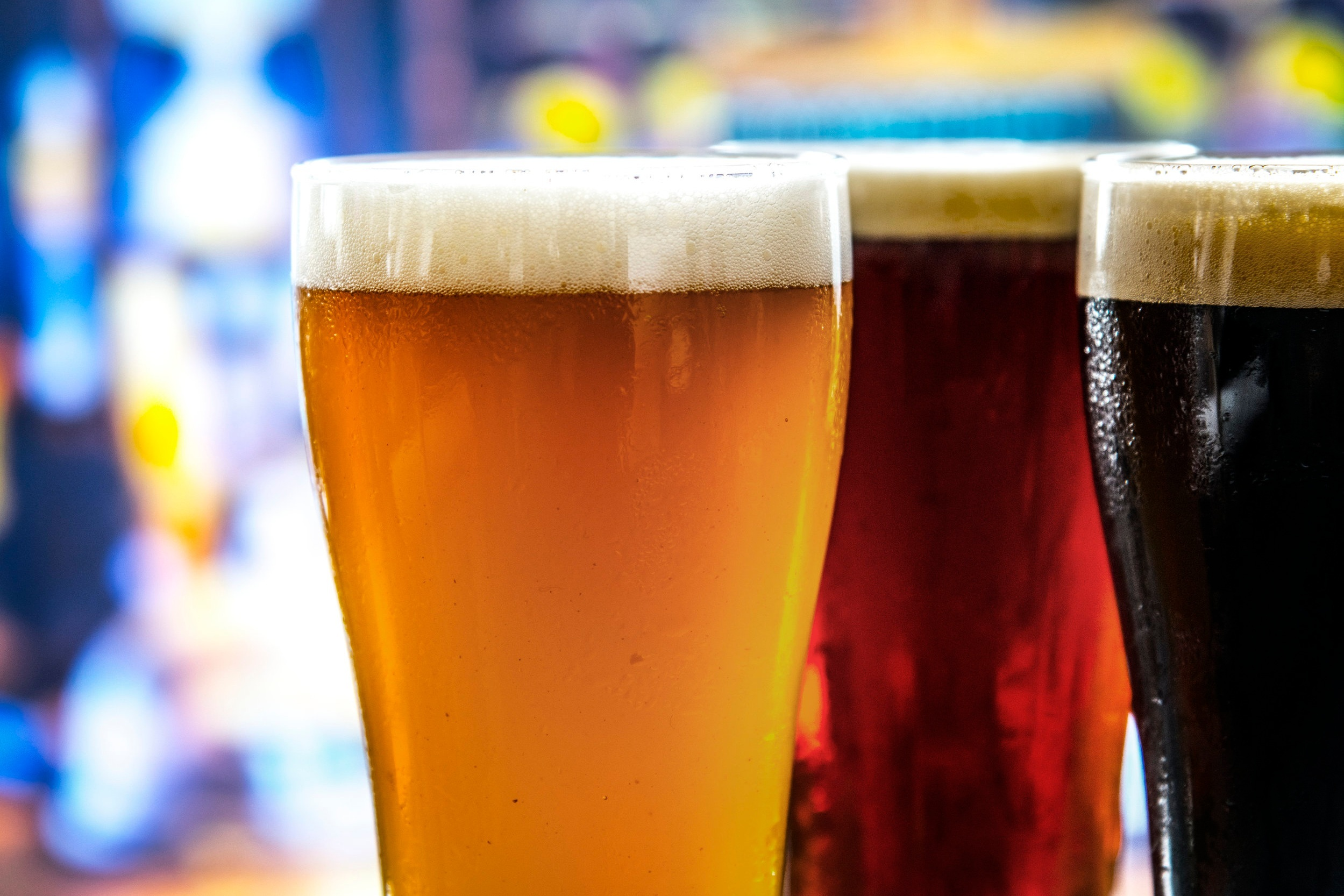 TRAY PASSED BEER EVENT - three beer options, water, rentals, staffstarting at $24 per person