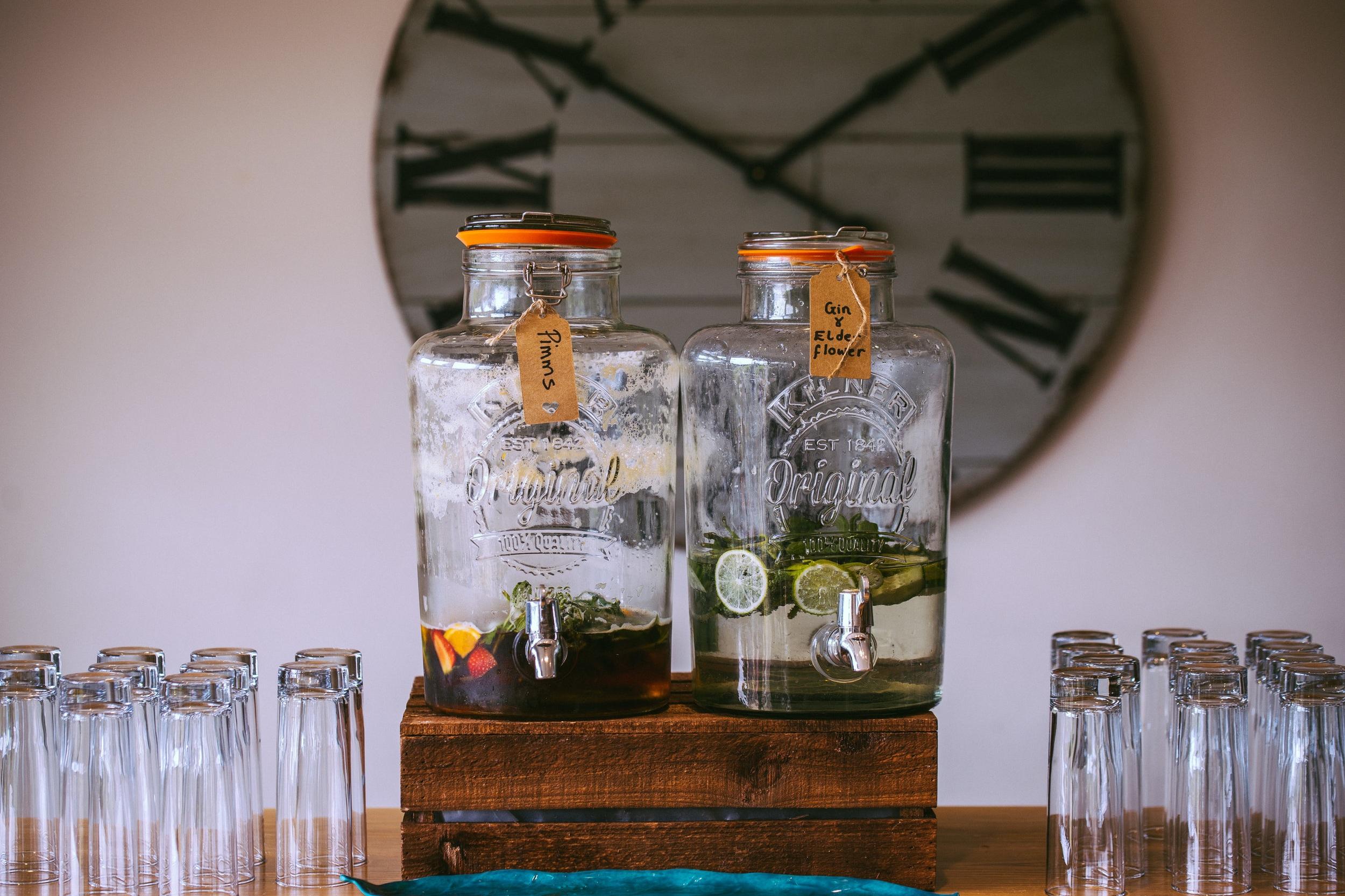 SENSIBLE PACKAGE - sensible alcohol, cocktail mixers, disposables, rentalsstarting at $19 per person