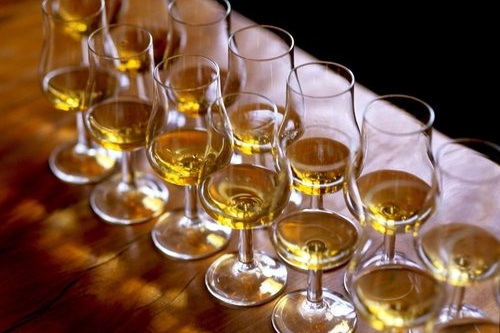 SOPHISTICATED SCOTCH TASTING - exemplary scotch selection & accoutrementsstarting at $39 per person