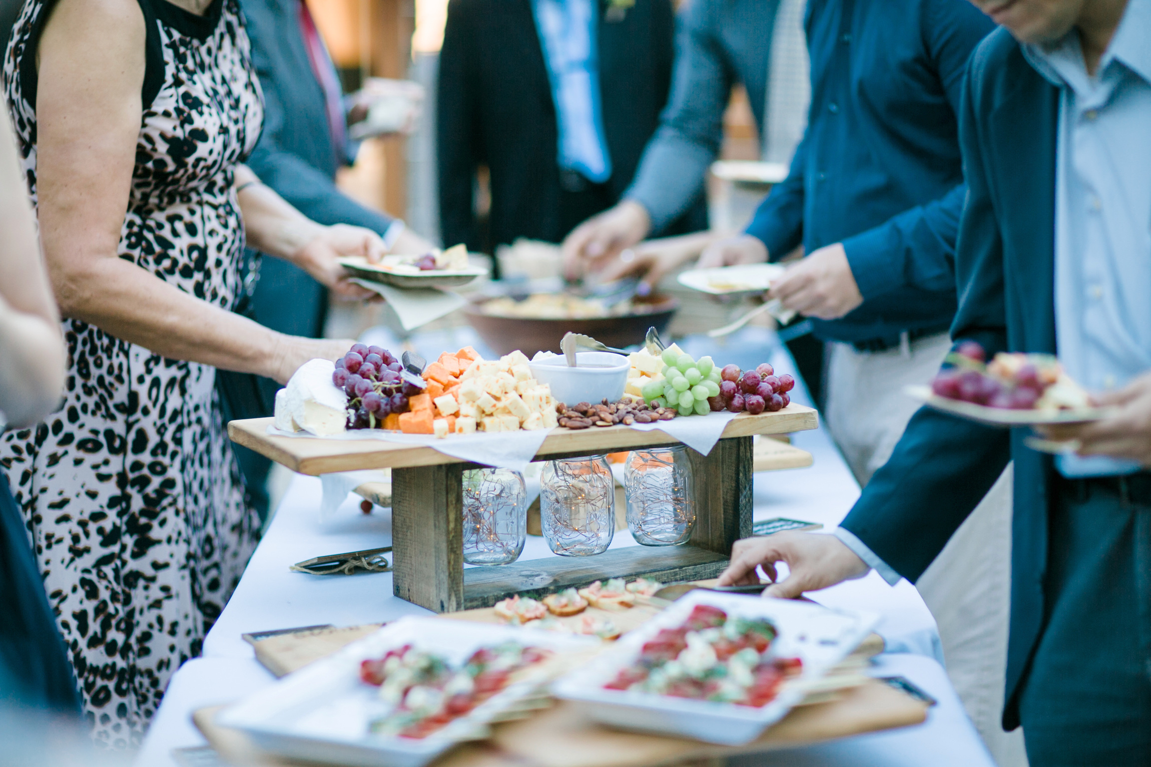 CATERING ONLY - stationary or tray passed catered events