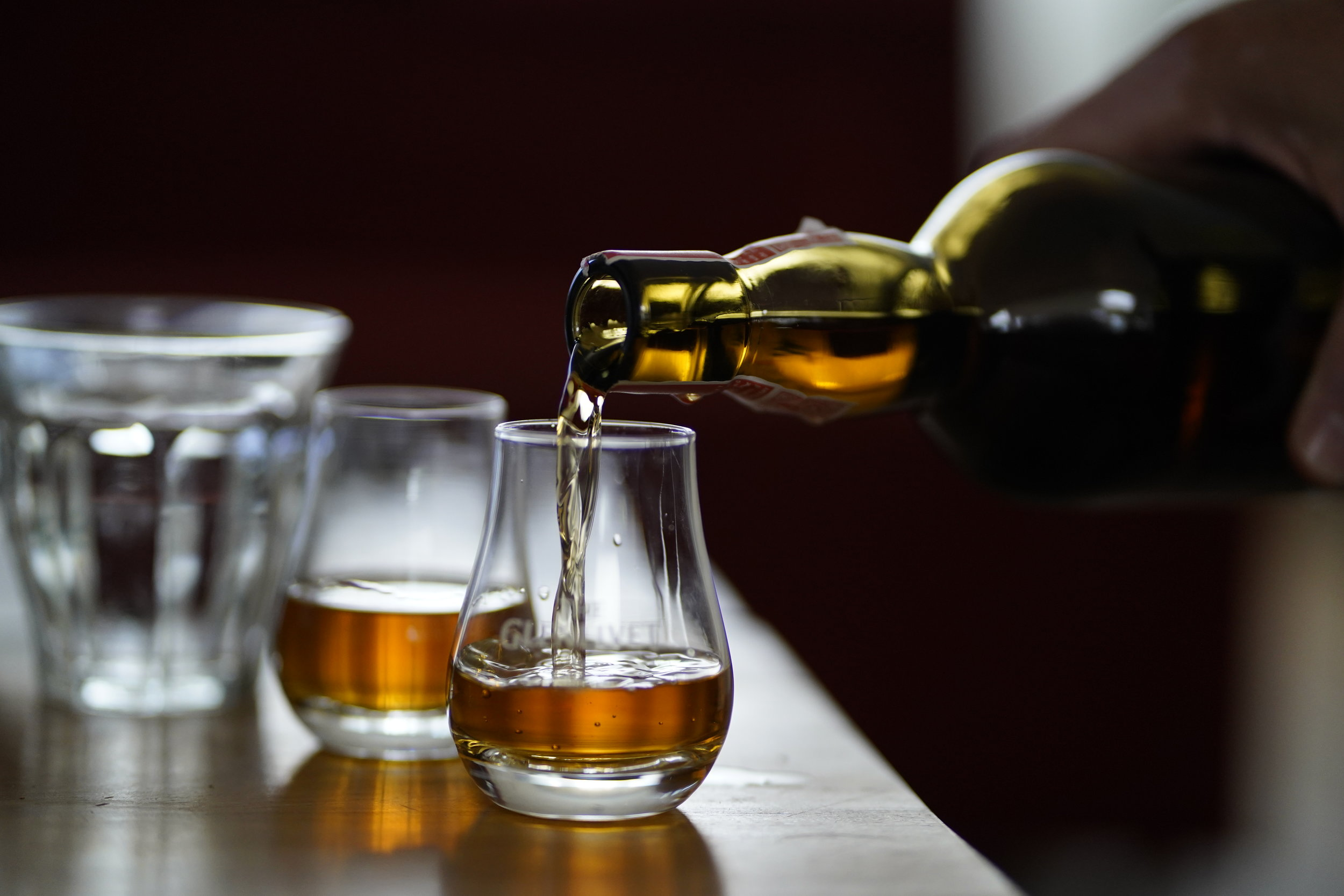 TASTING BARS - whiskey, scotch, tequila or beer tasting barsstarting at $21 per person