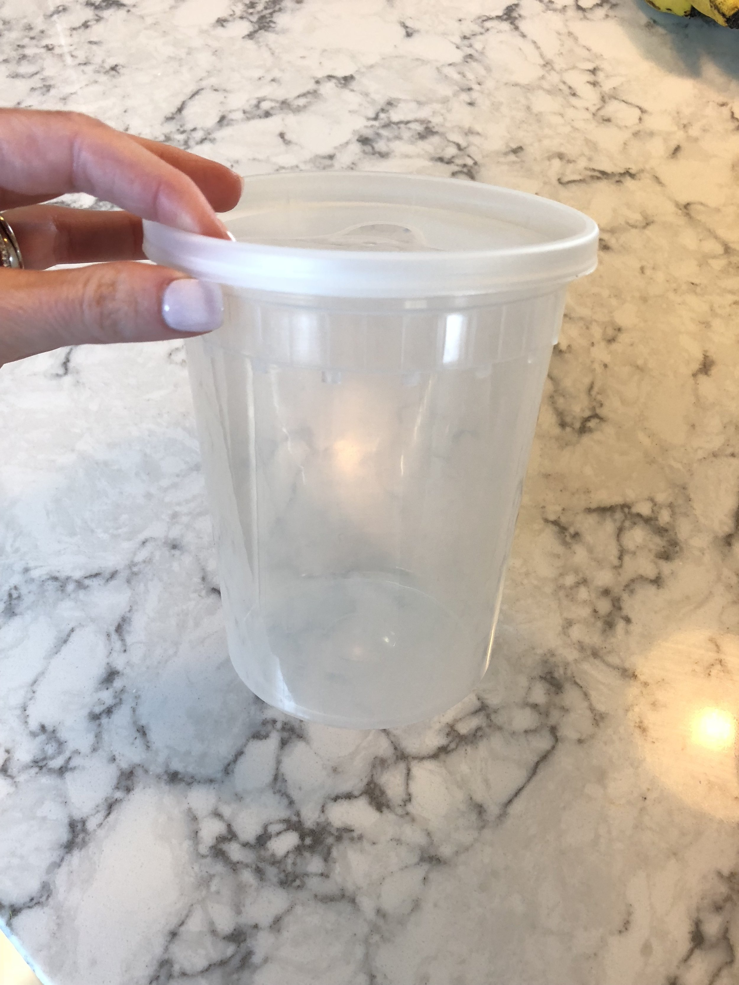 """This is my """"unique"""" size. I make a lot of soups and homemade stock and this is really the best container for large amounts of liquid. The lid seals tight and they stack nicely in the freezer."""