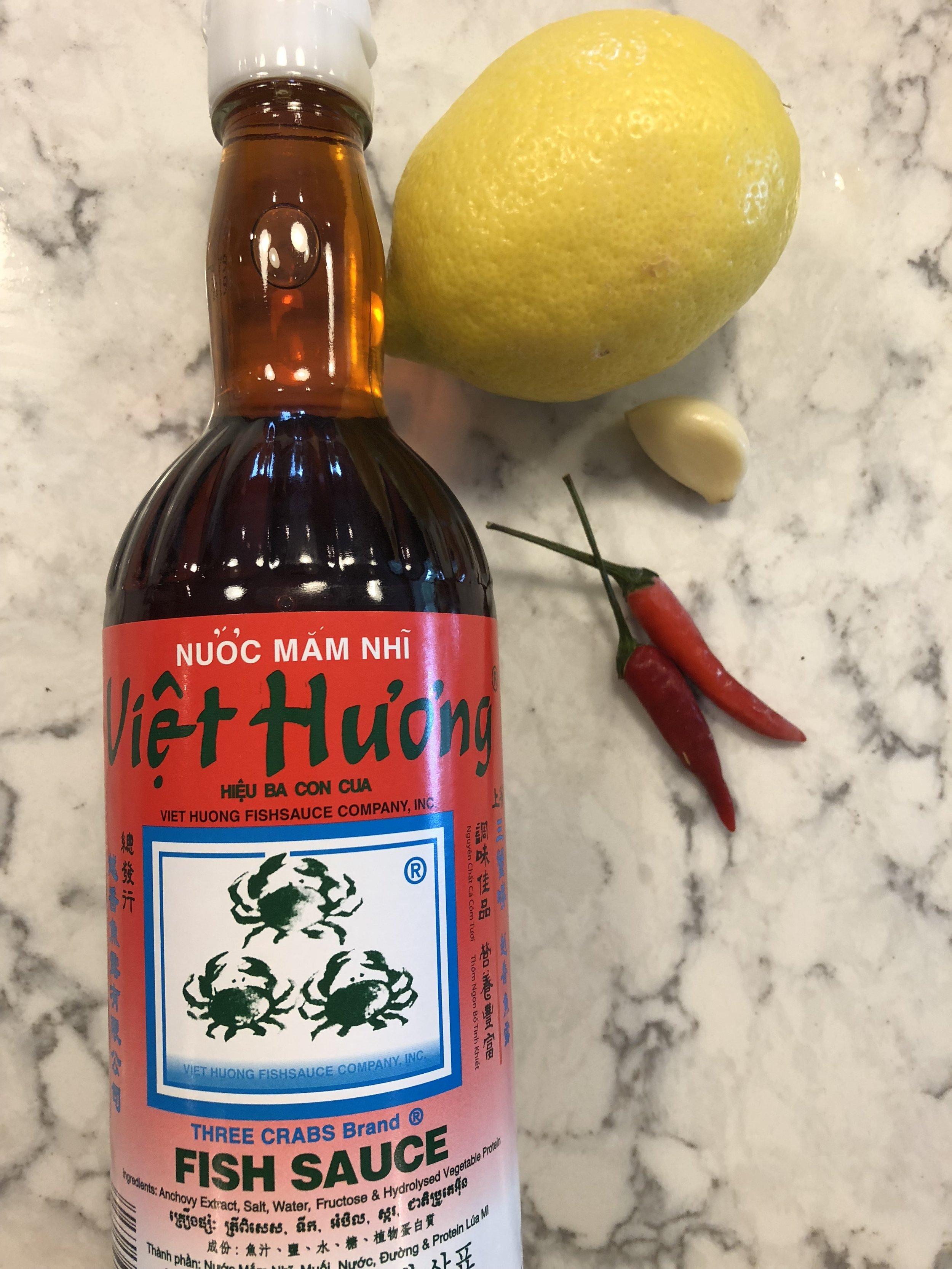 Favorite brand of fish sauce