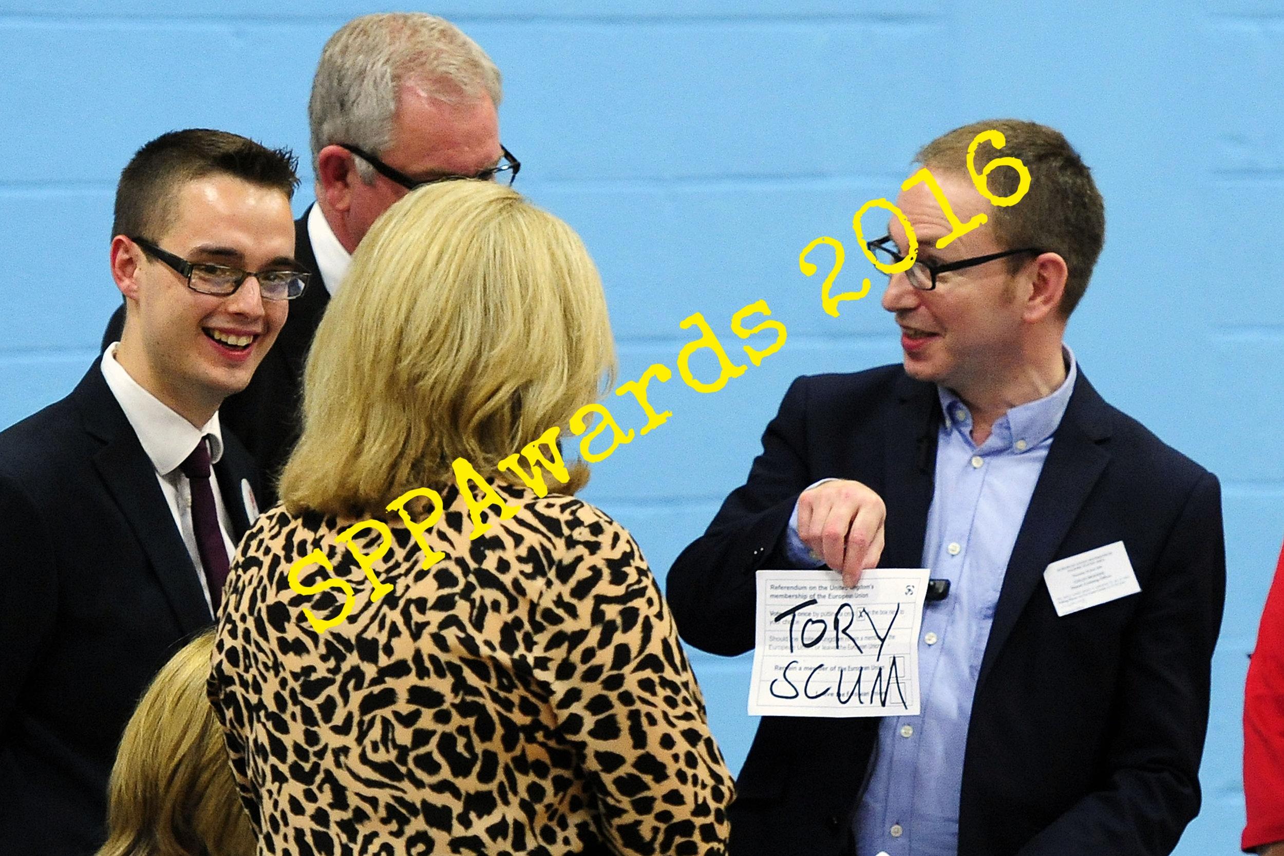 Politics spoilt ballot paper Tory Scum.jpg