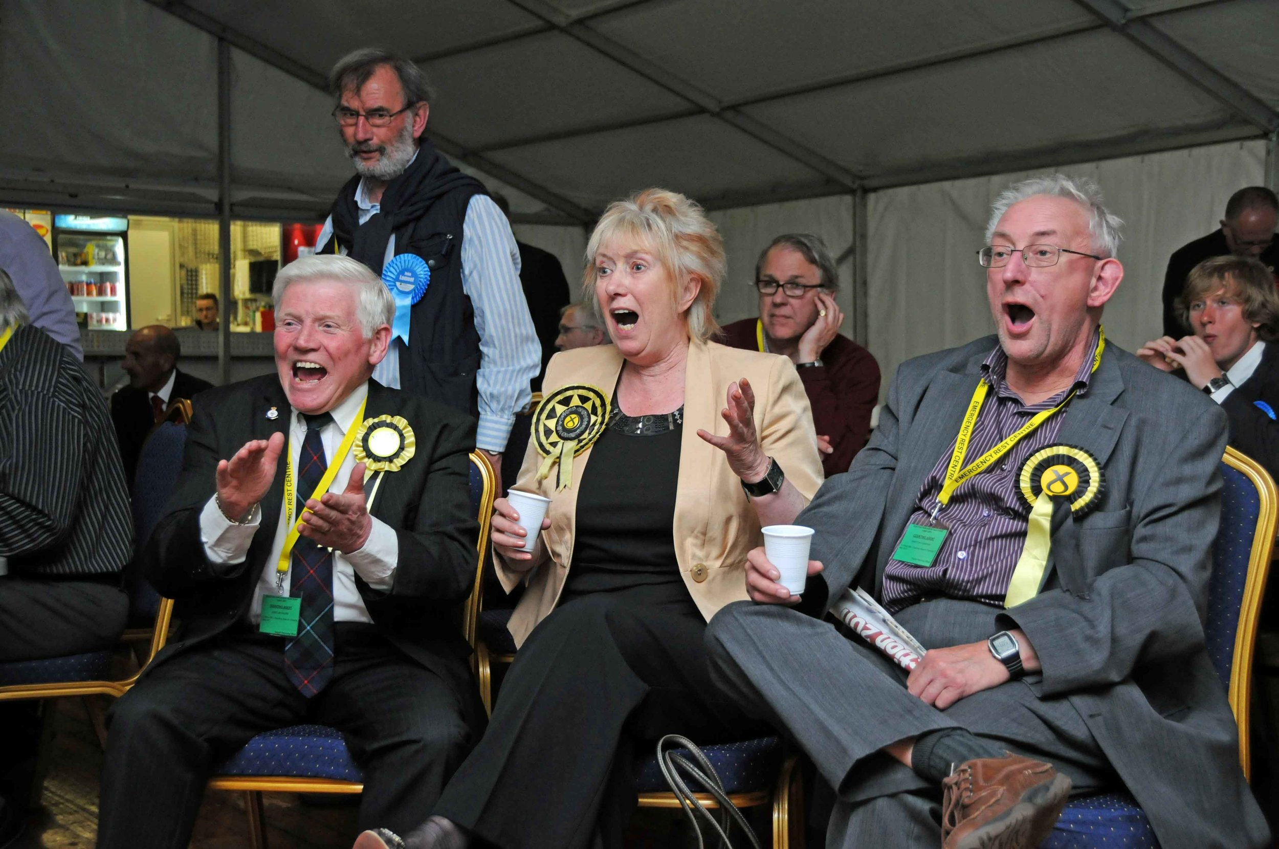 (20-20 Vision) Christine Grahame MSP reacts to Annabel Goldie losing her seat.JPG