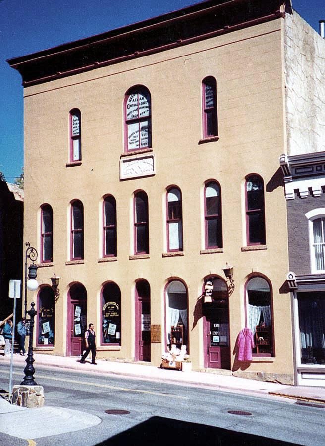 Central City Masonic Lodge