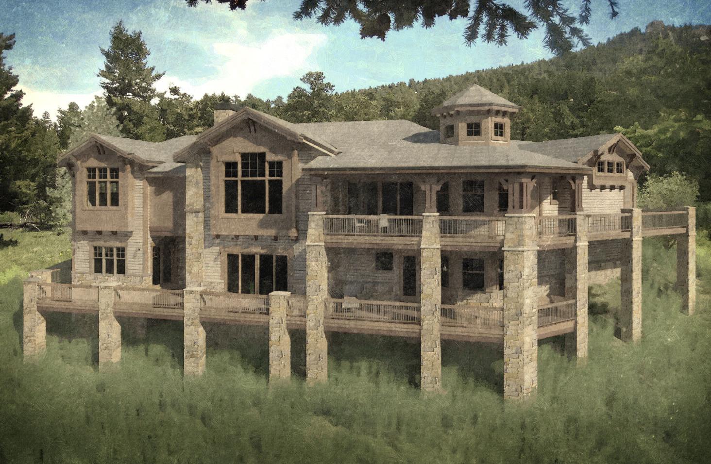 Livingston Residence