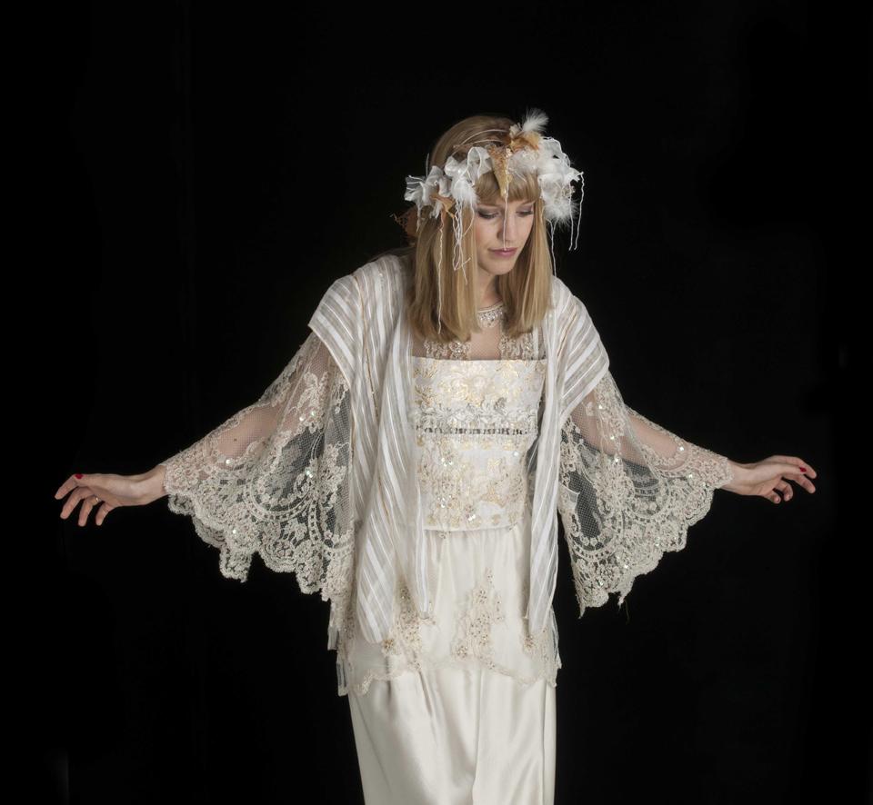 Tattered Goddess Bride