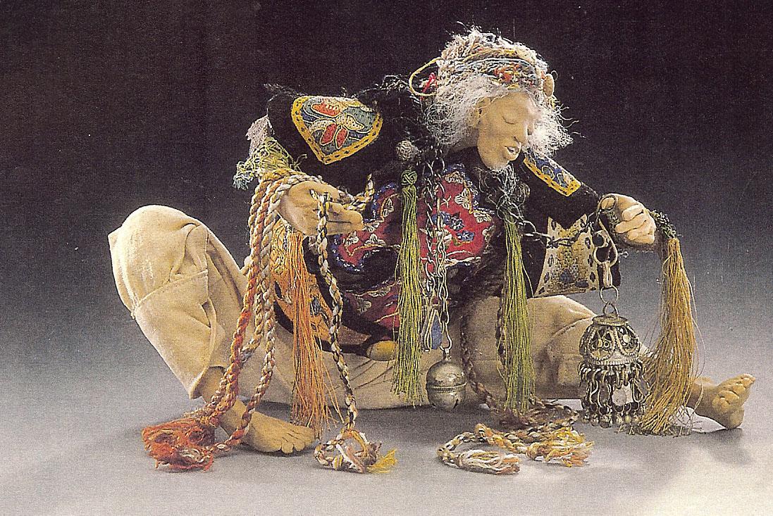 Storyteller Series Art Doll
