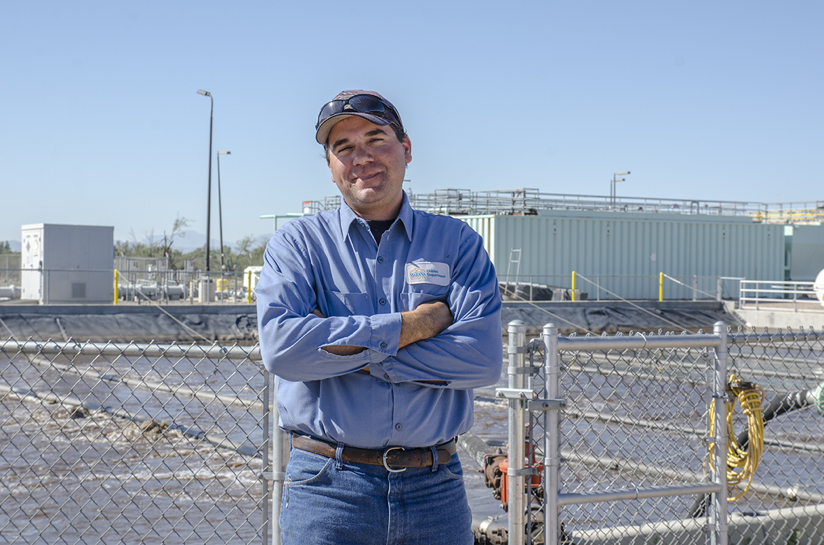 """Water reclamation is more than just treating wastewater. It is about ensuring a stable water resource and protecting the environment."""