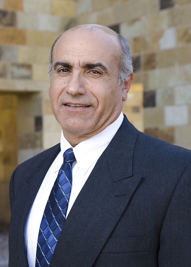 Public Works Director Mohammad El-Ali