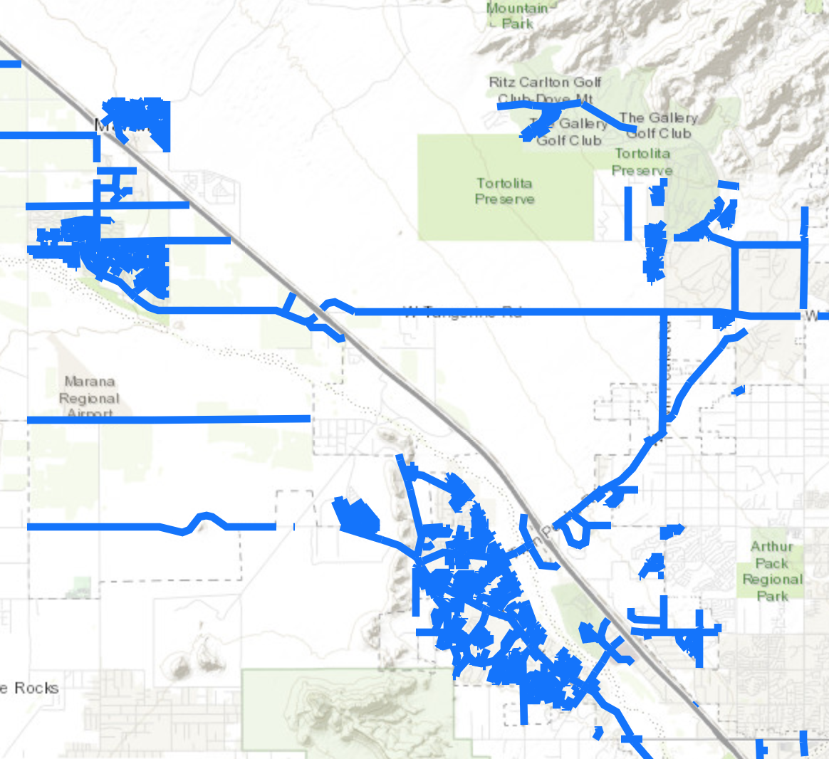 SERVICES -Maps — Town of Marana