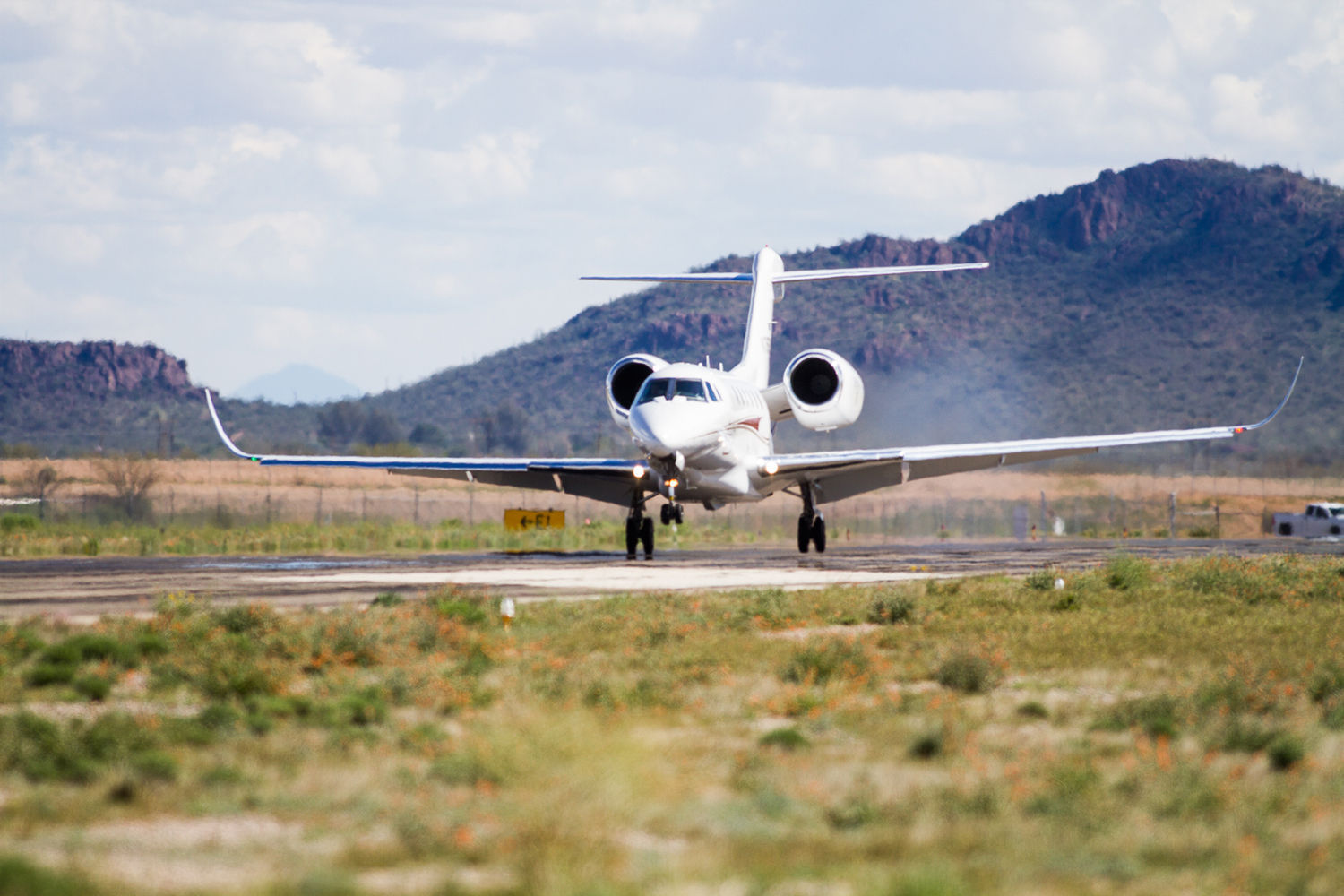 Photo of the Marana Regional Airport by Tucson Local Media