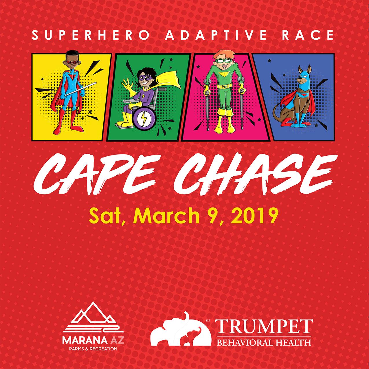 Cape Chase Fun Run - Marana, AZ