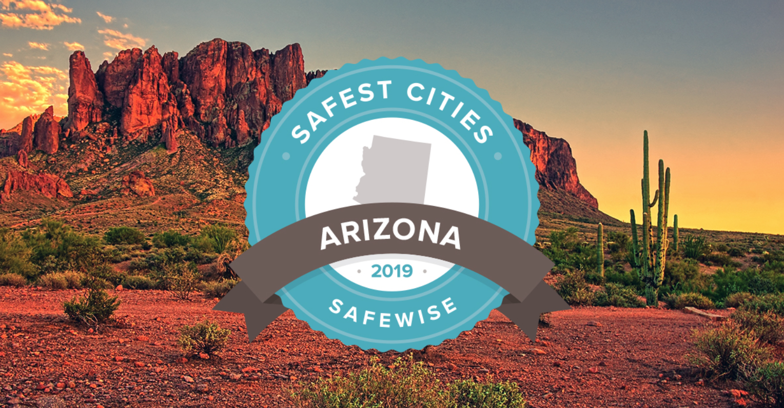 Marana made the list of safest cities in Arizona by Safewise