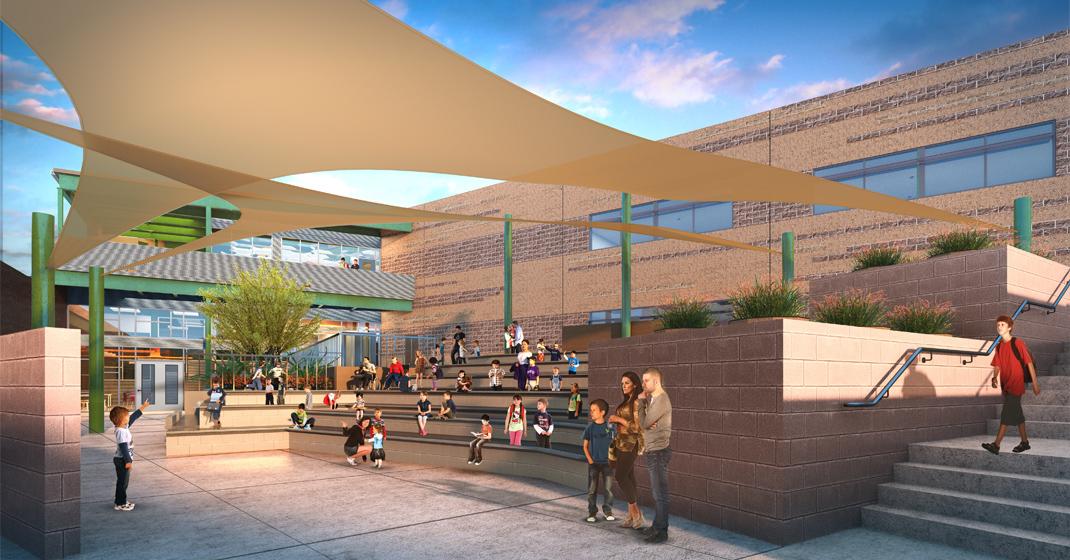 Dove Mountain CSTEM K-8 School.