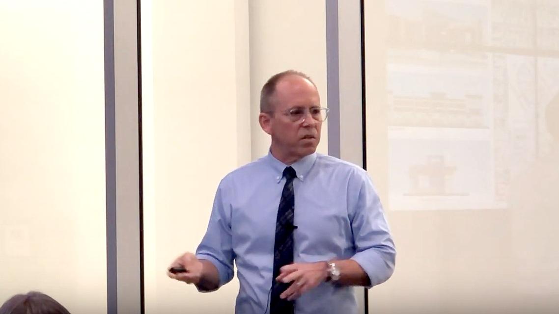 Principal Planner Steven Cheslak