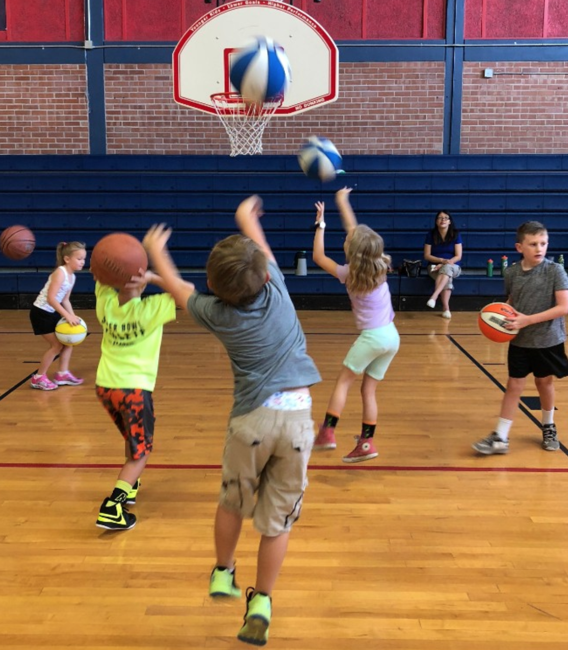 Sports Camps for kids are new this summer.