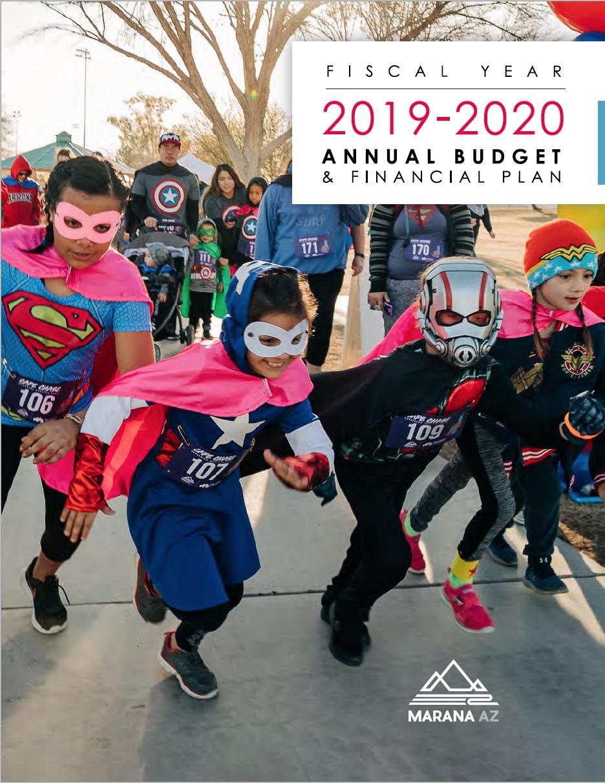 2019-220 Annual Budget & Financial Plan