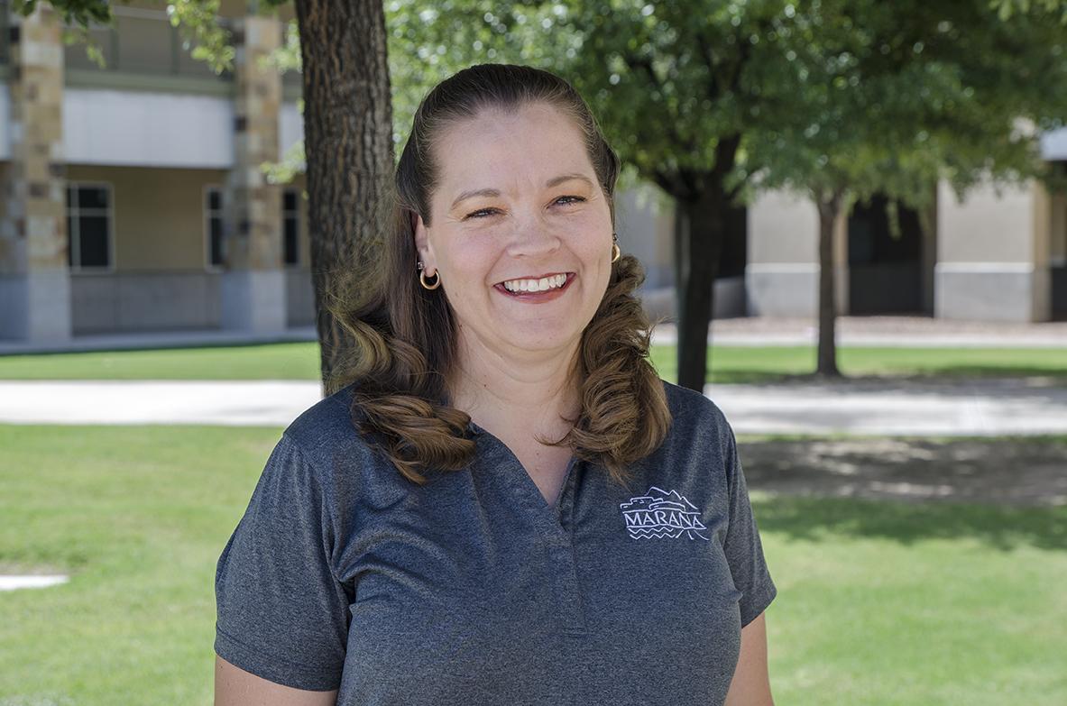 Community & Neighborhood Services Director Lisa Shafer
