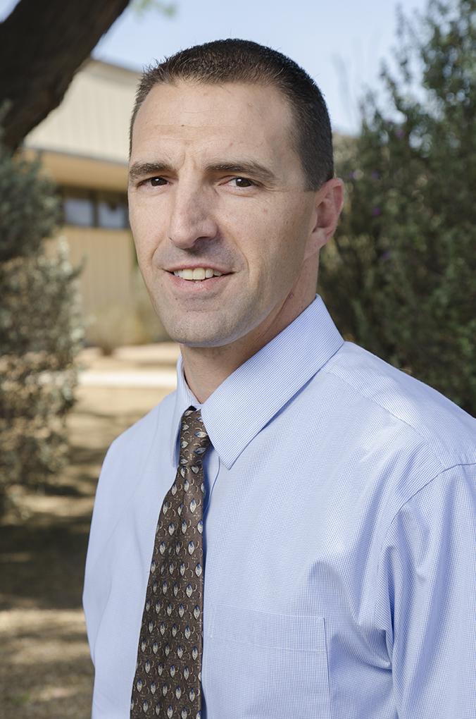 Marana Water Director Scott Schladweiler