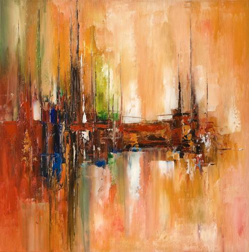 Art Decade - Western Sunrise