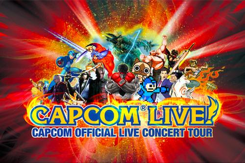 Capcom Live