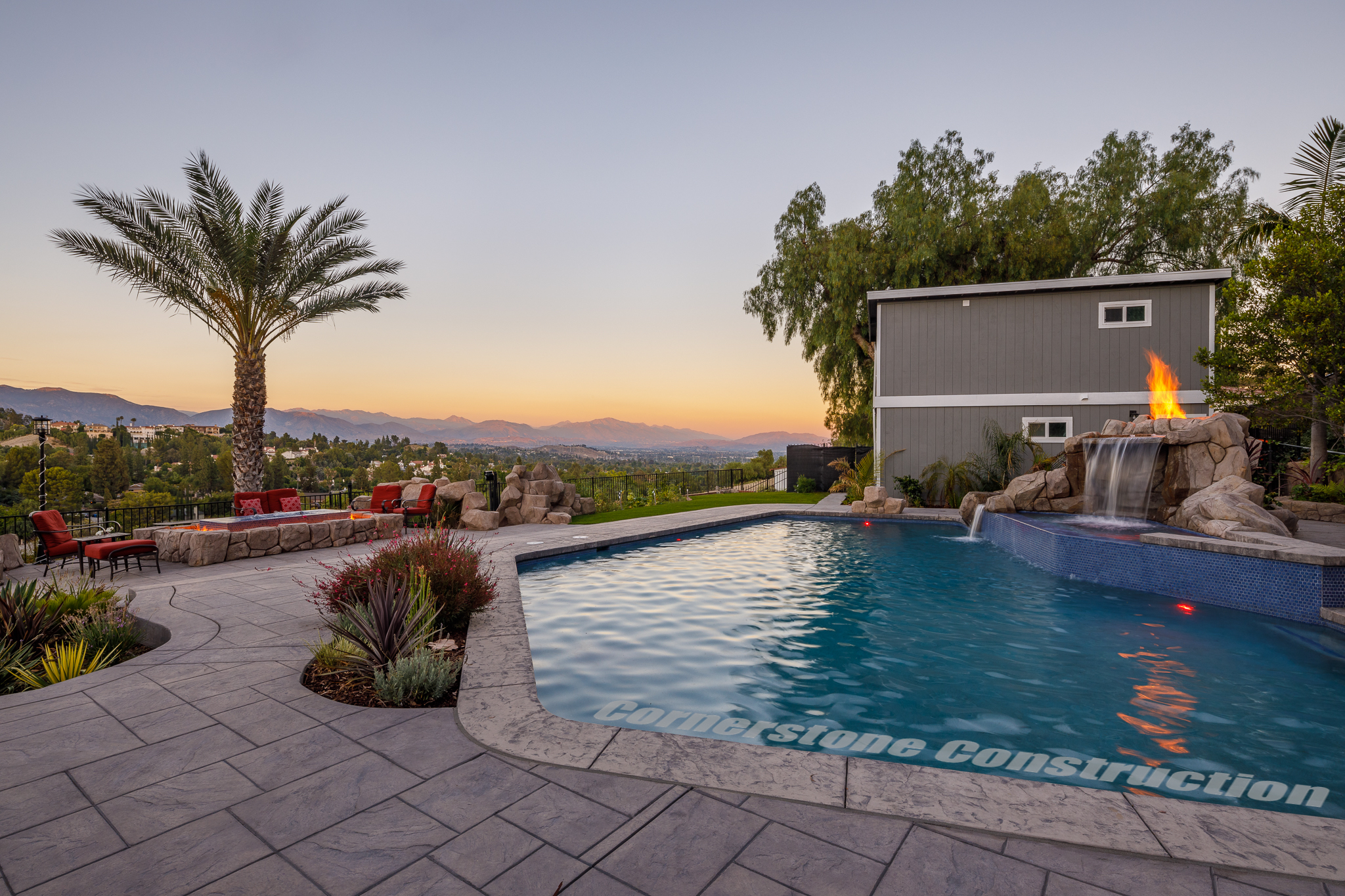 GeorgesHouse_Pool_Sunset.jpg