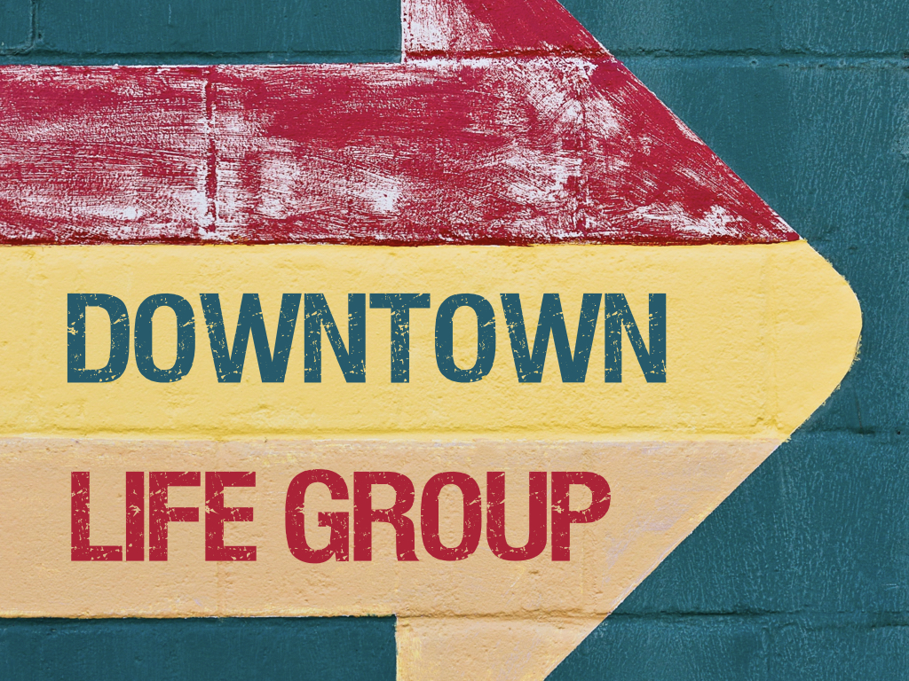 Downtown - This group is designed to bring people together to simply live life by building supportive friendships. Everyone is welcome to come as you are.Contact: Ellie and Sabastian elliethomas@gmail.com